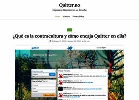 quitter.no