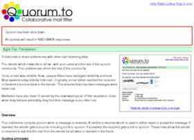 quorum.to