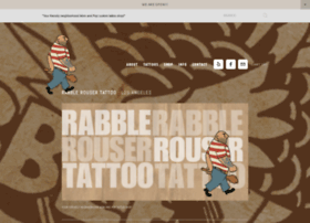 rabblerousertattoo.com