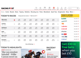racingpost.com