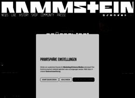 rammstein.de