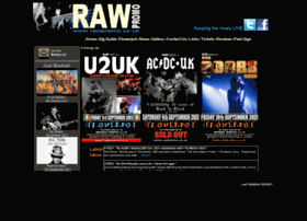 rawpromo.co.uk