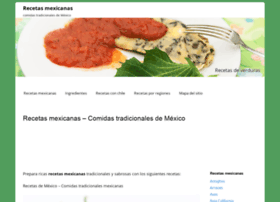 recetas-mexicanas.org