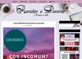 reciclaredecorar.com