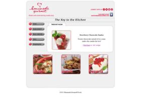 recipes.homemadegourmet.com