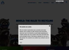 recyclingraccoons.org