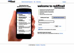 rediffmailpro.com
