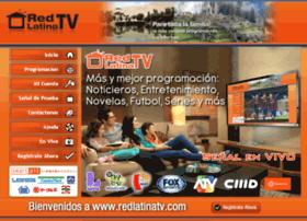 redlatinatv.com