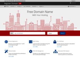 registerdomain.co.za
