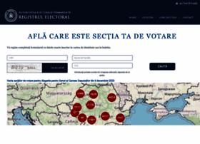 registrulelectoral.ro