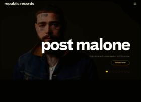 republicrecords.com
