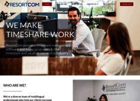 resortcom.com