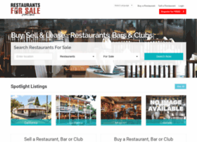 restaurants-for-sale.com