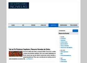 resumo-das-novelas.com