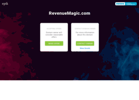 revenuemagic.com
