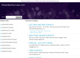 rewardportsurveys.com