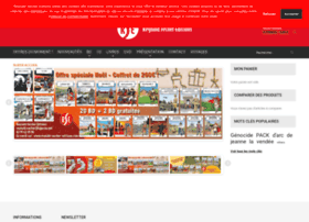 reynald-secher-editions.com