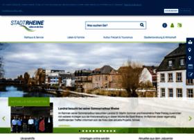 rheine.de