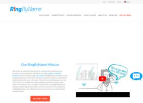 ringbyname.com