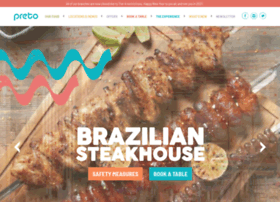 rodizio preto business report by giampa Business report of the branch of rodizio preto at victoria station executive summary the report will go through the main aspects that characterise preto.
