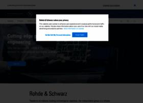 rohde-schwarz.com