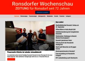 ronsdorfer-wochenschau.de