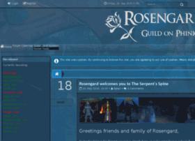 rosengard-guild.net