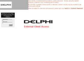 rps.delphi.com