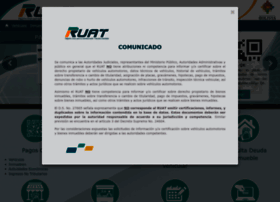 ruat.gob.bo