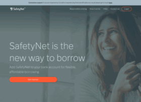 safetynetcredit.com