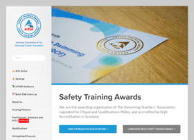safetytrainingawards.co.uk