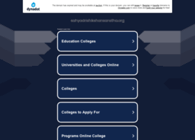 sahyadrishikshansanstha.org