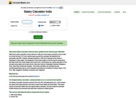 salarycalculator.co.in