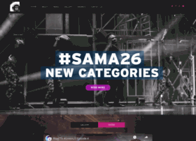 samusicawards.co.za