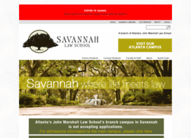 savannahlawschool.org