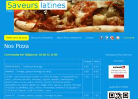 saveurs-latines.fr