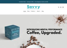 savvybeverage.com