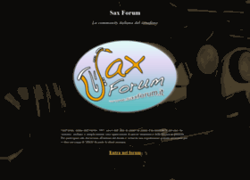saxforum.it