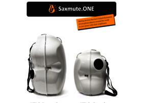 saxophone-mute.com