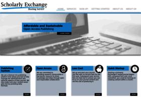 scholarlyexchange.org