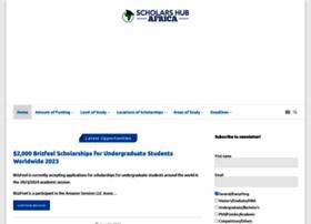 scholarshubafrica.com