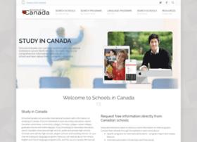 schoolsincanada.com