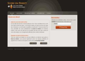 score-en-direct.fr