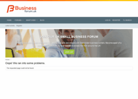 scottishbusinessforums.co.uk