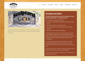 sculpturalgates.com