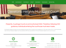 search.clevelandheightscourt.com