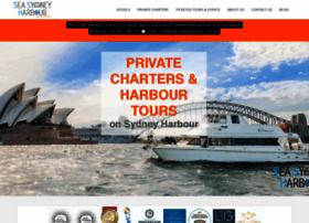 seasydneyharbour.com.au