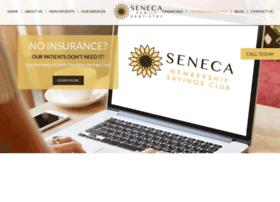 senecafamilydentistry.com