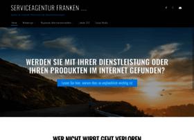 serviceagentur-franken.de