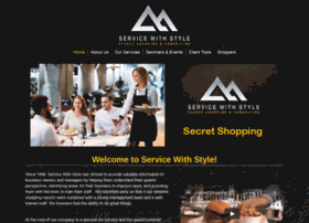servicewithstyle.com